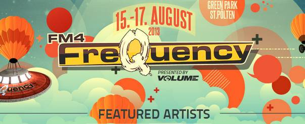 Frequency 2013 Logo