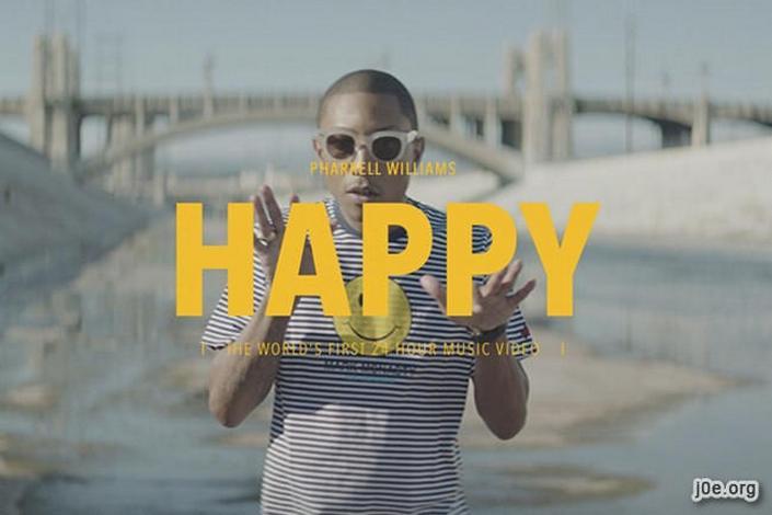 Pharrell Williams – Happy