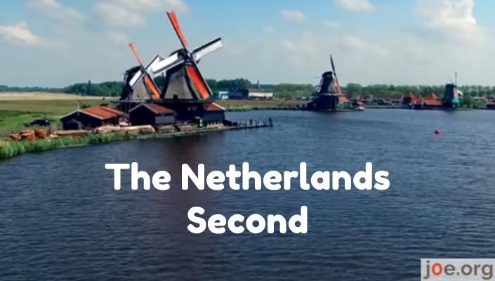 The Netherlands Second
